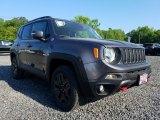 2018 Granite Crystal Metallic Jeep Renegade Trailhawk 4x4 #127401735