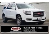 2016 Summit White GMC Acadia SLT #127401782