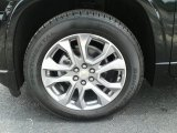 Chevrolet Traverse 2018 Wheels and Tires