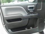 2018 Chevrolet Silverado 1500 Custom Double Cab Door Panel