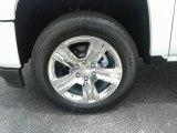2018 Chevrolet Silverado 1500 Custom Double Cab Wheel