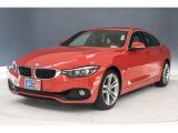 2018 BMW 4 Series Melbourne Red Metallic