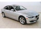 2015 Glacier Silver Metallic BMW 3 Series 320i xDrive Sedan #127418405