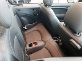 2019 Mini Convertible Cooper Rear Seat