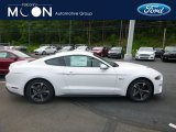 2018 Oxford White Ford Mustang GT Fastback #127437261