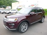 2018 Ford Explorer Limited 4WD Data, Info and Specs