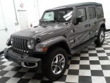 2018 Jeep Wrangler Unlimited Sting-Gray