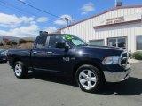 2017 True Blue Pearl Ram 1500 Big Horn Quad Cab 4x4 #127461308