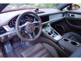Porsche Panamera Interiors