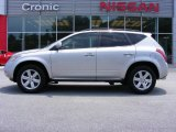 2006 Brilliant Silver Metallic Nissan Murano SL #12727538