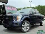 2018 Blue Jeans Ford F150 STX SuperCrew 4x4 #127486093
