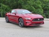2018 Ruby Red Ford Mustang EcoBoost Fastback #127486338
