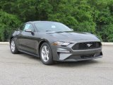 2018 Magnetic Ford Mustang EcoBoost Fastback #127486337