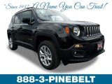 2018 Black Jeep Renegade Latitude 4x4 #127486215