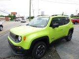 2018 Hypergreen Jeep Renegade Sport 4x4 #127486380