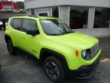 2018 Jeep Renegade Hypergreen