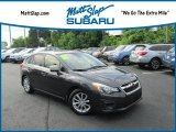 2012 Dark Gray Metallic Subaru Impreza 2.0i Premium 5 Door #127513433