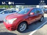2012 Cayenne Red Nissan Rogue SV AWD #127520939
