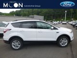 2018 Oxford White Ford Escape SEL 4WD #127520938