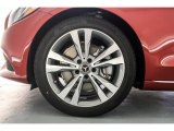 Mercedes-Benz C Wheels and Tires