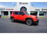 2018 Colorado Red Jeep Renegade Sport #127547936