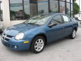 2003 Atlantic Blue Pearl Dodge Neon SXT #12708934