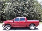 2011 Deep Cherry Red Crystal Pearl Dodge Ram 1500 Big Horn Crew Cab 4x4 #127547841
