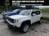2018 Alpine White Jeep Renegade Latitude 4x4 #127548013