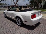 2007 Performance White Ford Mustang V6 Premium Convertible #127569893