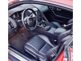 Jaguar F-TYPE Interiors