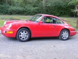 1989 Porsche 911 Carrera 4 Coupe Data, Info and Specs
