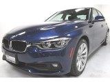2018 Mediterranean Blue Metallic BMW 3 Series 320i xDrive Sedan #127590758