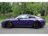 2017 Porsche 911 Ultraviolet