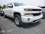 2016 Summit White Chevrolet Silverado 1500 LT Crew Cab 4x4 #127617841