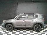 2018 Granite Crystal Metallic Jeep Renegade Sport 4x4 #127617589