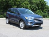 2018 Blue Metallic Ford Escape SEL #127617687