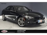 2018 Jet Black BMW 3 Series 330i Sedan #127638315