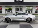 2017 Ingot Silver Ford Mustang GT California Speical Coupe #127638342
