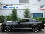 2007 Black Ford Mustang Shelby GT Coupe #12712859