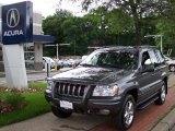 2002 Graphite Metallic Jeep Grand Cherokee Overland 4x4 #12729657