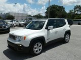 2018 Alpine White Jeep Renegade Limited #127650284