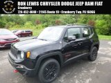 2018 Black Jeep Renegade Trailhawk 4x4 #127650075