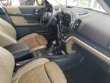 Mini Countryman Interiors