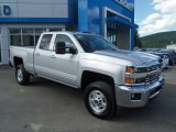 2018 Chevrolet Silverado 2500HD LT Double Cab 4x4 Data, Info and Specs