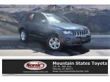 2014 Maximum Steel Metallic Jeep Compass Sport 4x4 #127667863