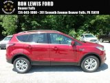 2018 Ruby Red Ford Escape SEL 4WD #127667903