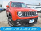 2018 Omaha Orange Jeep Renegade Latitude 4x4 #127667845