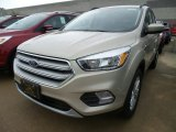 2018 White Gold Ford Escape SE #127689222