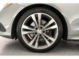 Mercedes-Benz E 2016 Wheels and Tires