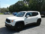 2018 Alpine White Jeep Renegade Altitude #127689250